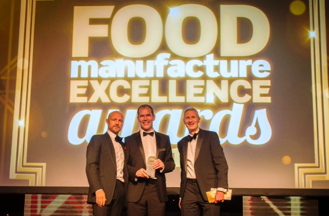 PROUD WINNERS –   Fresh Produce Manufacturing Company of the Year –  FMEA Oscars
