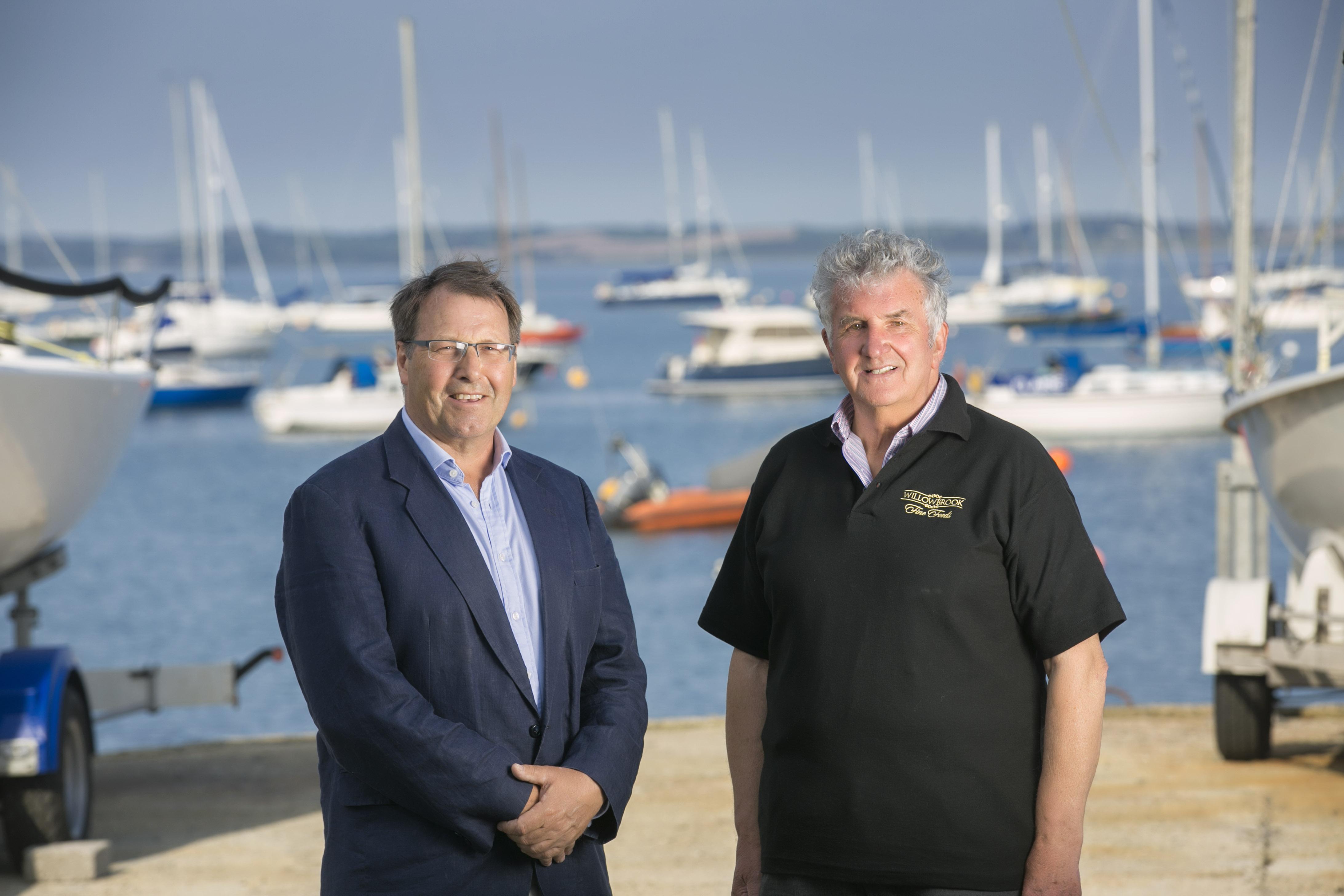 Willowbrook Foods sponsors Flying Fifteen Championships