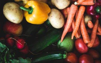 Get creative with Willowbrook vegetables